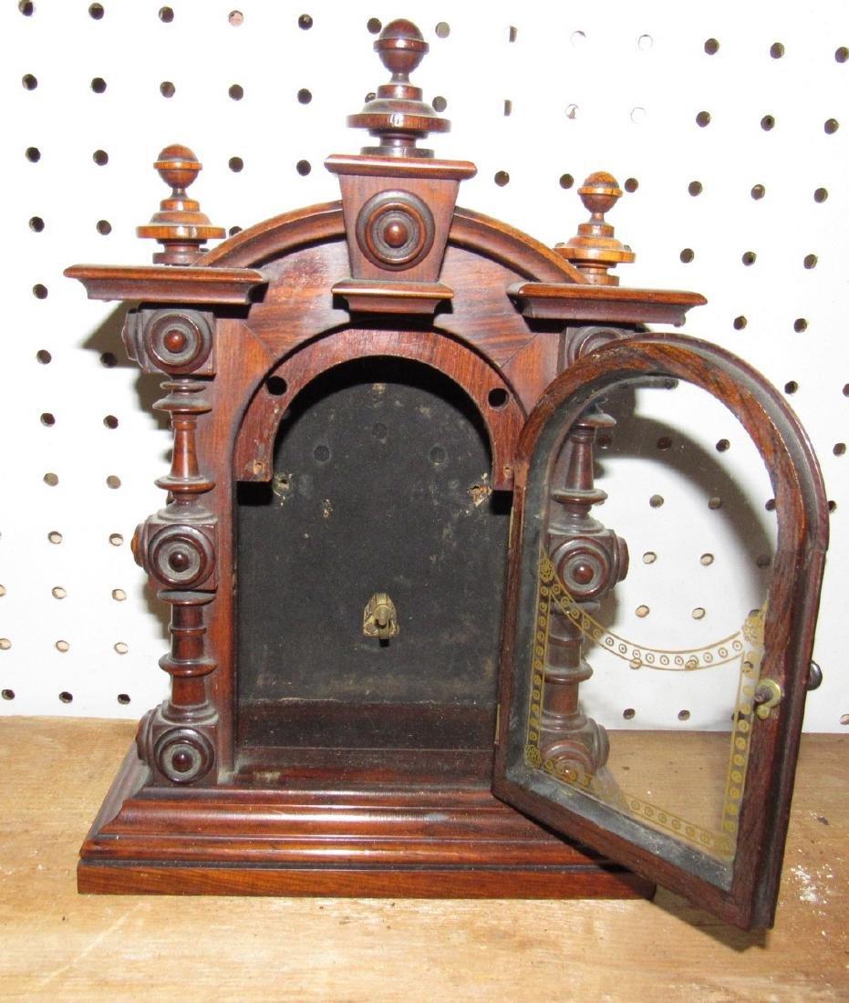 Eight Day Welch Spring Patti Clock Case No. 2 - 4