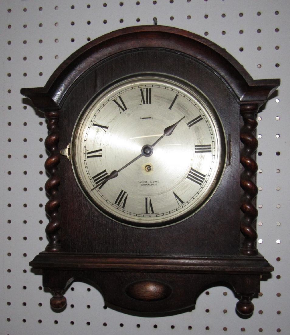 Antique Swinden & Sons Clock