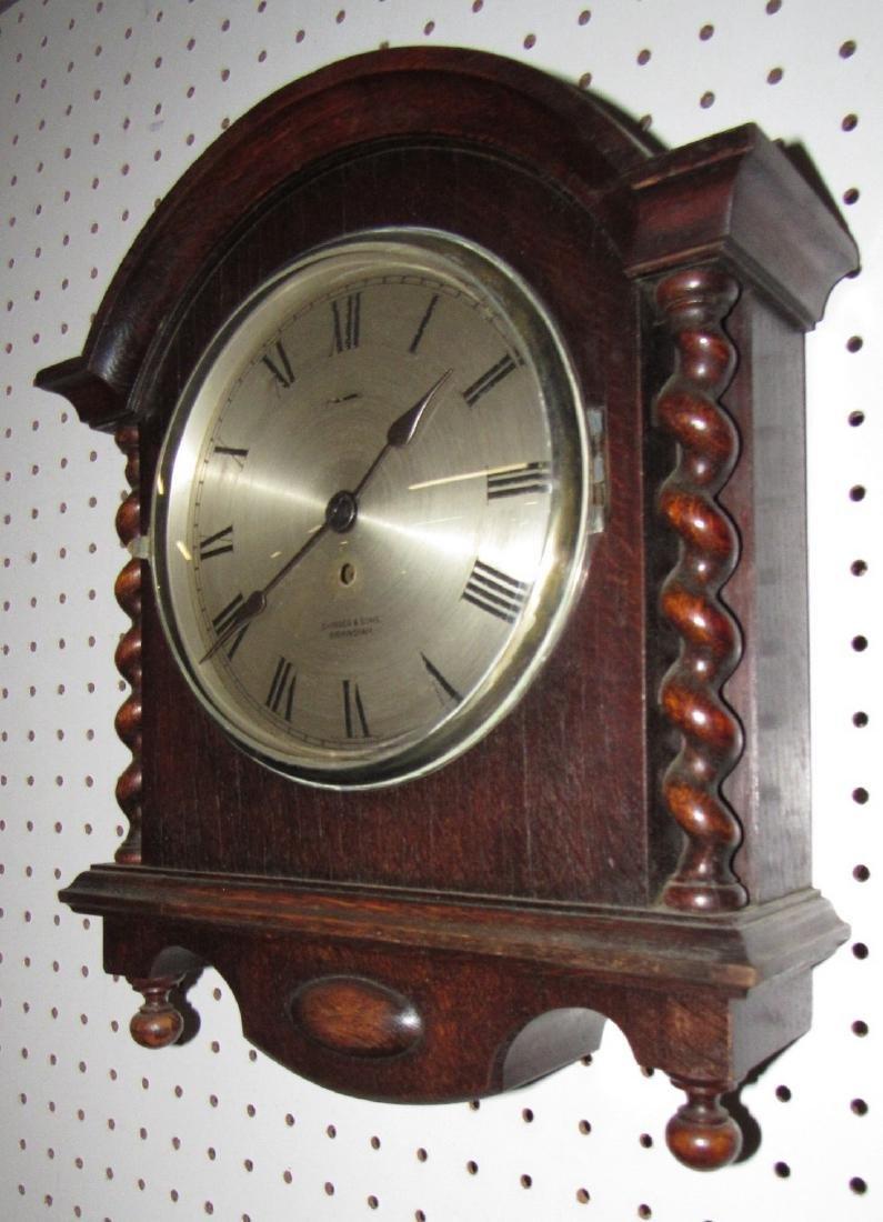 Antique Swinden & Sons Clock - 2