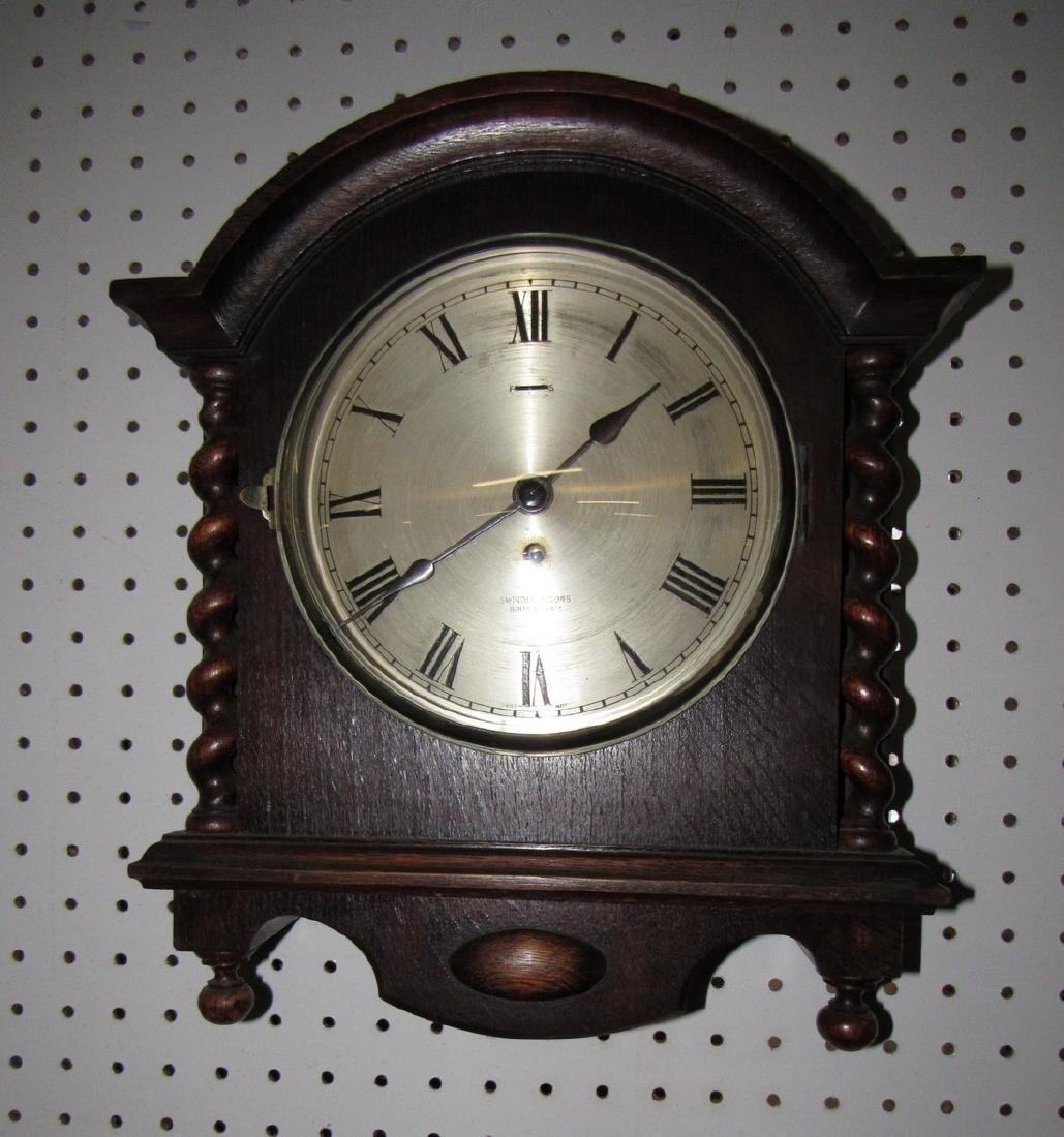 Antique Swinden & Sons Clock - 3