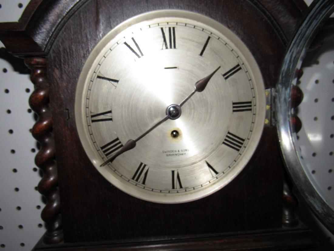 Antique Swinden & Sons Clock - 4