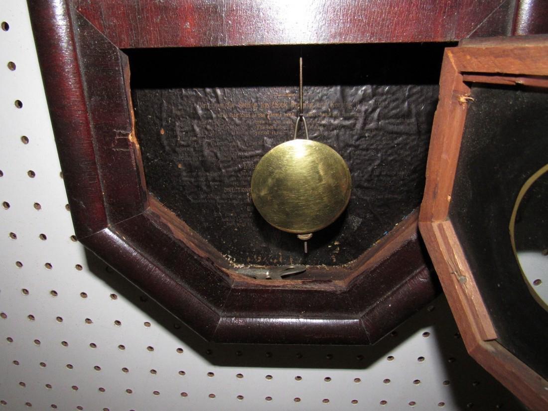Waterbury Schoolhouse Clock - 3