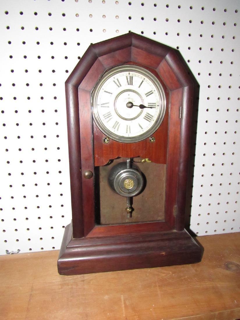 Seth Thomas Nashville City Series Clock