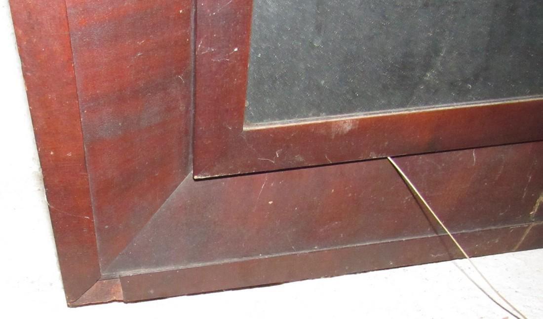 Boardman & Wells Ogee Clock w/ Wood Movements - 7