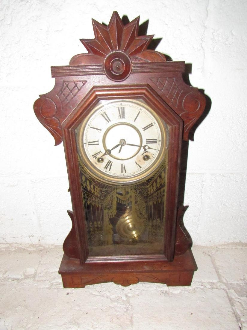 Ingraham Mantlem Clock
