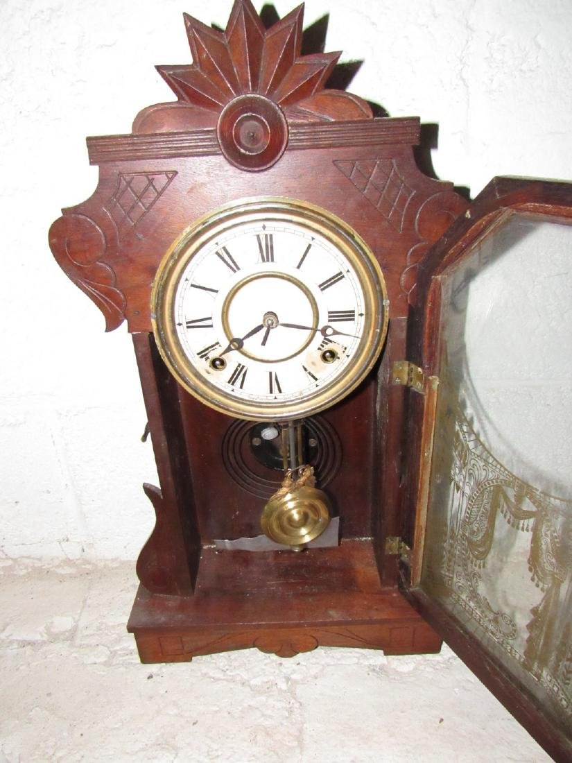 Ingraham Mantlem Clock - 2