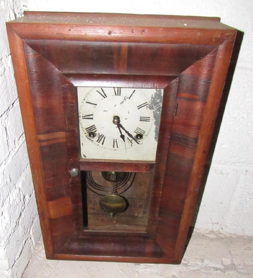 Welch Eight Day Clock