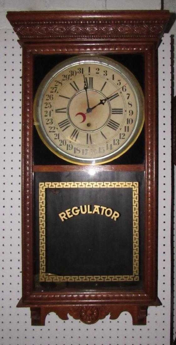 Sessions Regulator Clock