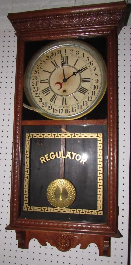 Sessions Regulator Clock - 2