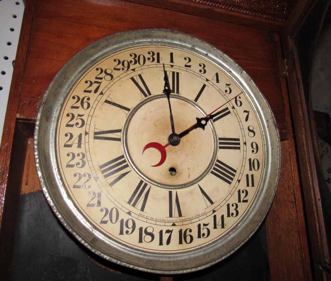 Sessions Regulator Clock - 4