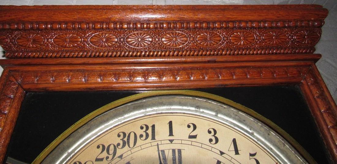 Sessions Regulator Clock - 5
