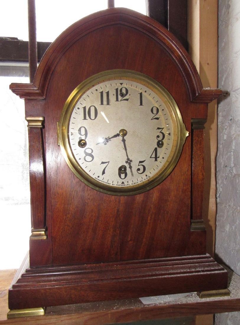 Waterbury Antique Westminster Chime Bracket