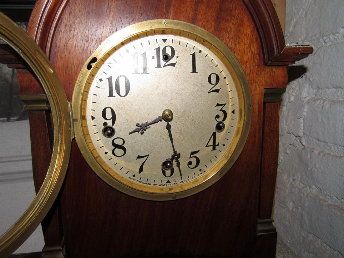 Waterbury Antique Westminster Chime Bracket - 2