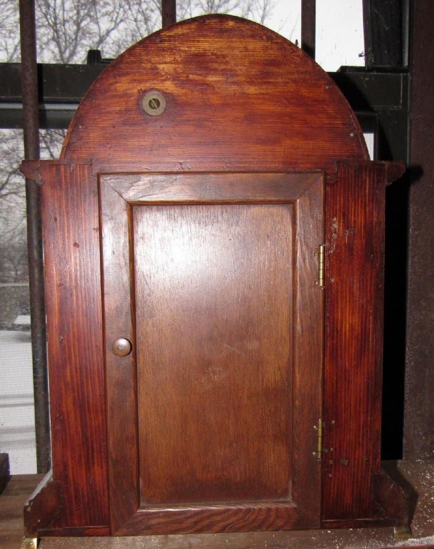 Waterbury Antique Westminster Chime Bracket - 4