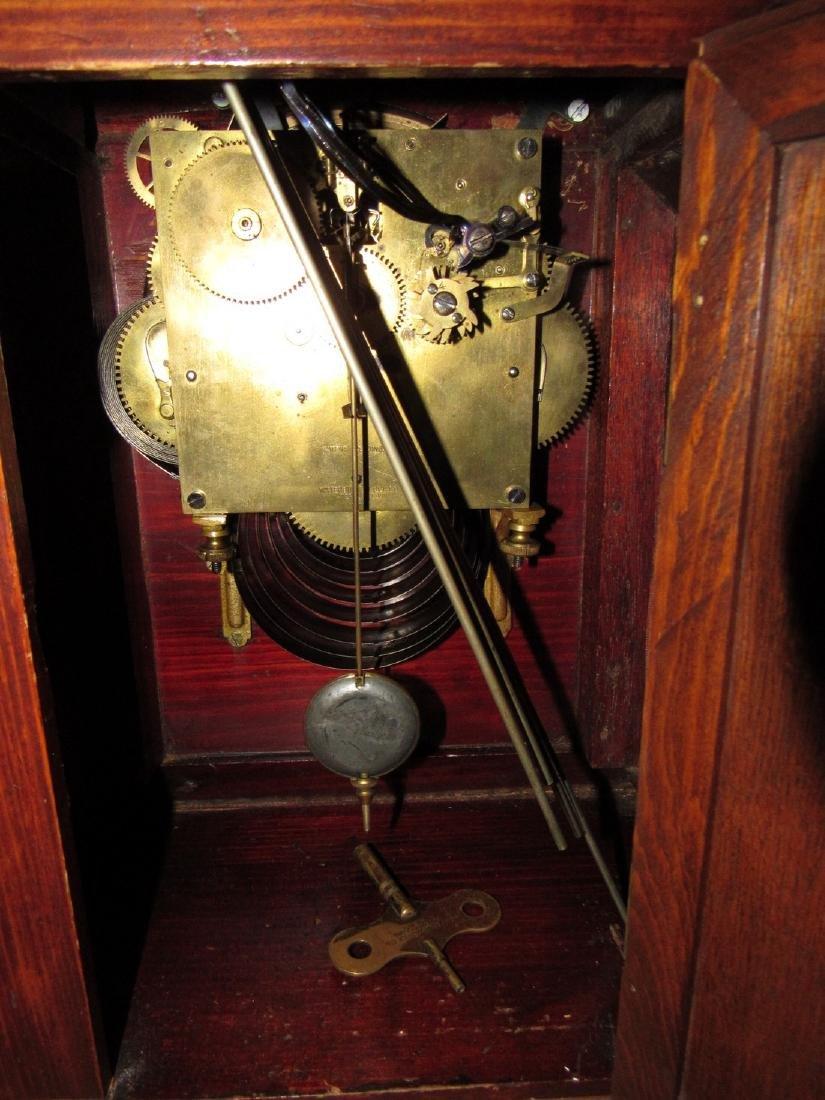 Waterbury Antique Westminster Chime Bracket - 5