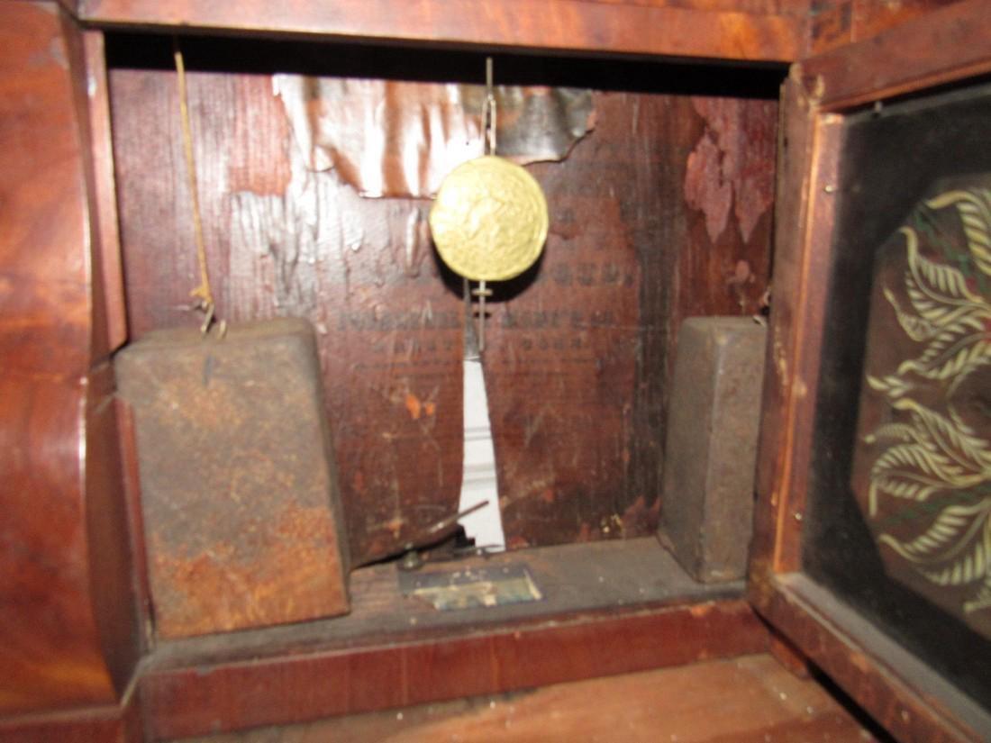 Forrestville Triple Decker Clock - 2
