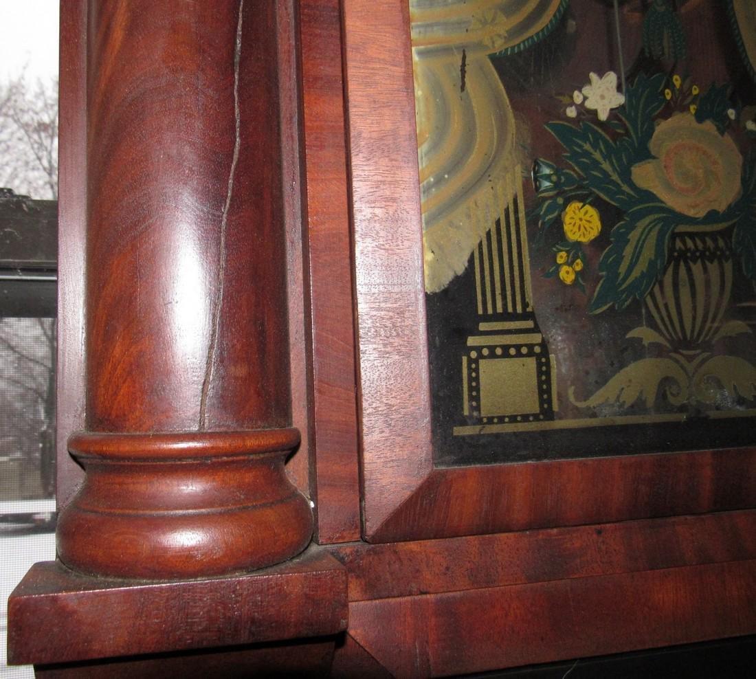 Forrestville Triple Decker Clock - 3