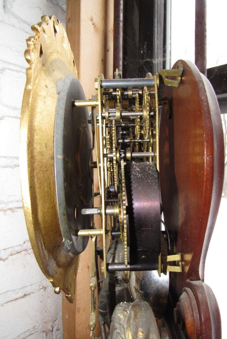 Ansonia Figural Clock - 5