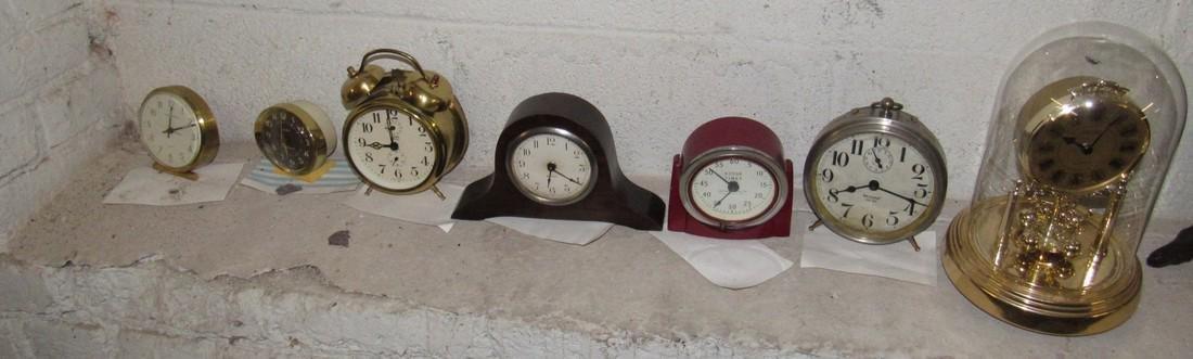Alarm & Anniversary Clocks Westclox Kodak