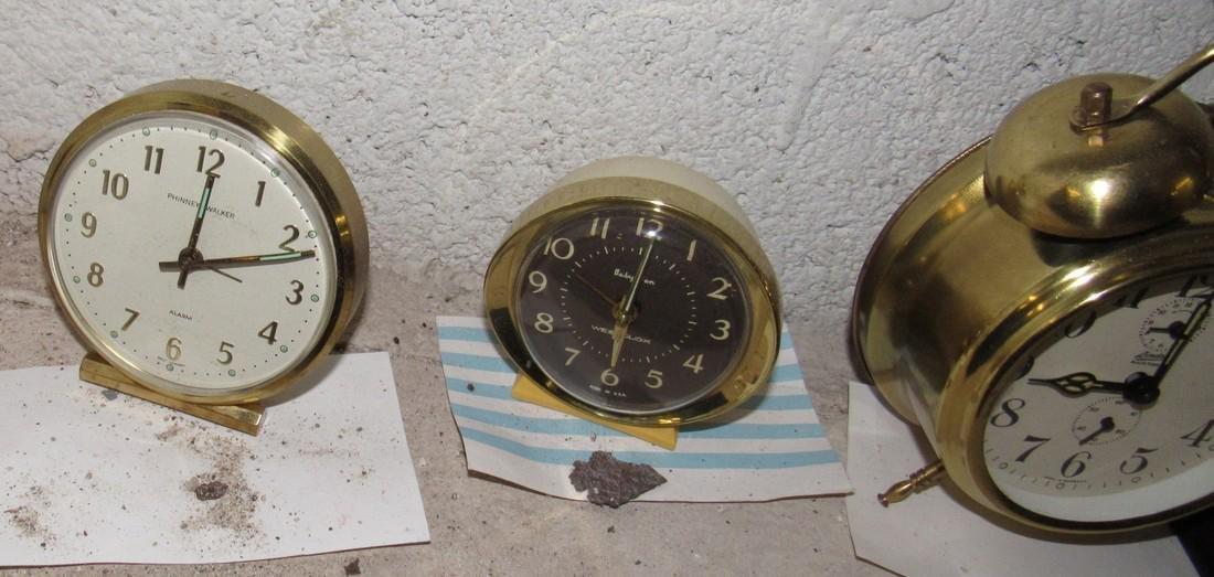 Alarm & Anniversary Clocks Westclox Kodak - 2