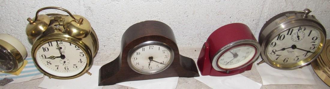 Alarm & Anniversary Clocks Westclox Kodak - 3