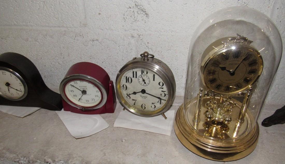 Alarm & Anniversary Clocks Westclox Kodak - 4
