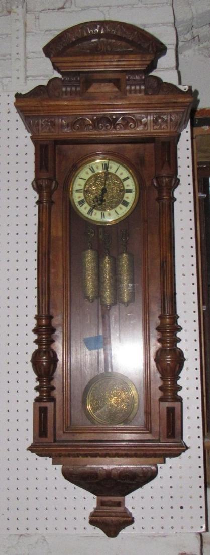 Vienna Regulator Clock - 2