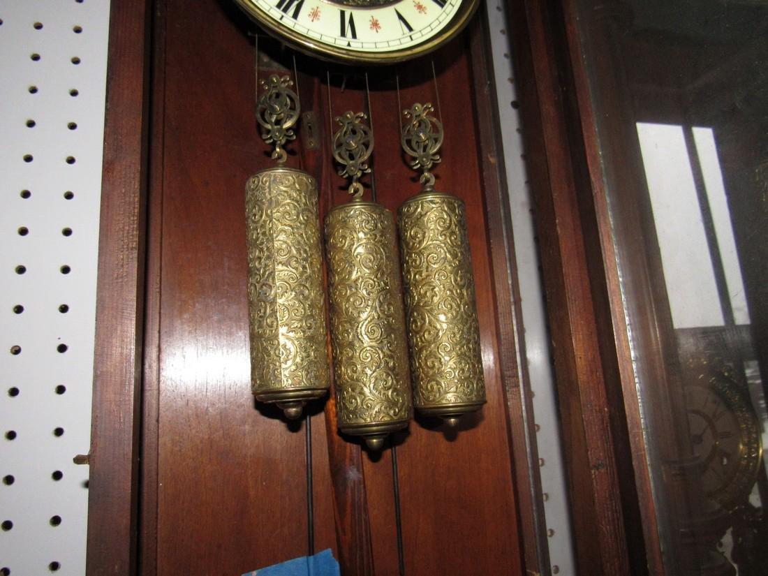 Vienna Regulator Clock - 4