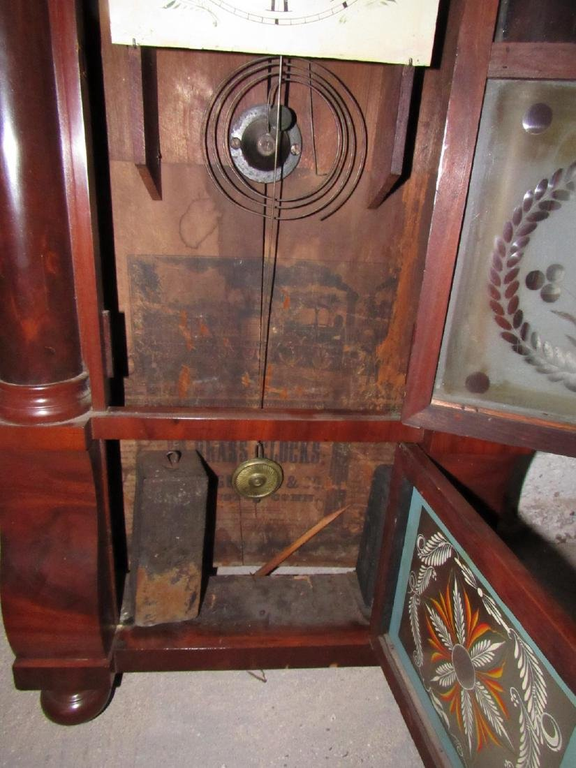 Antique Triple Decker Clock - 4