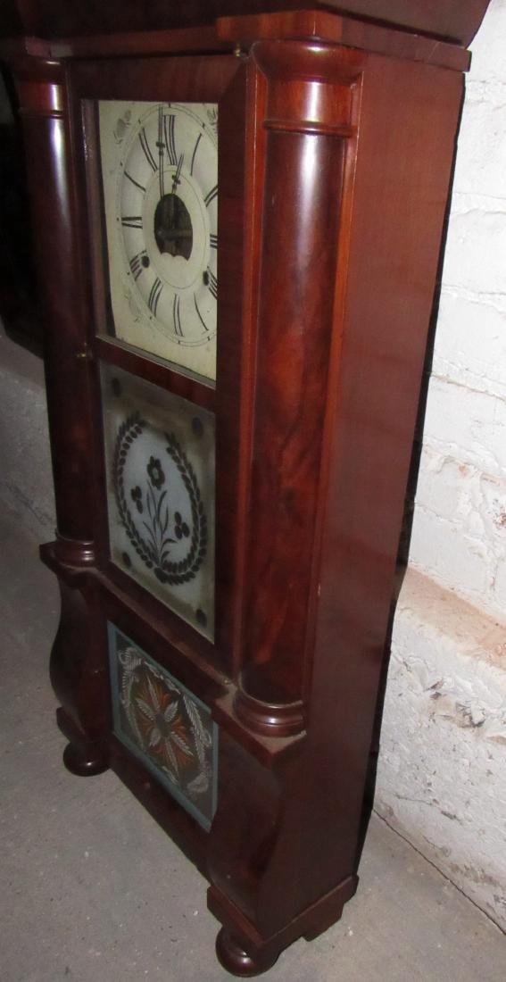 Antique Triple Decker Clock - 6