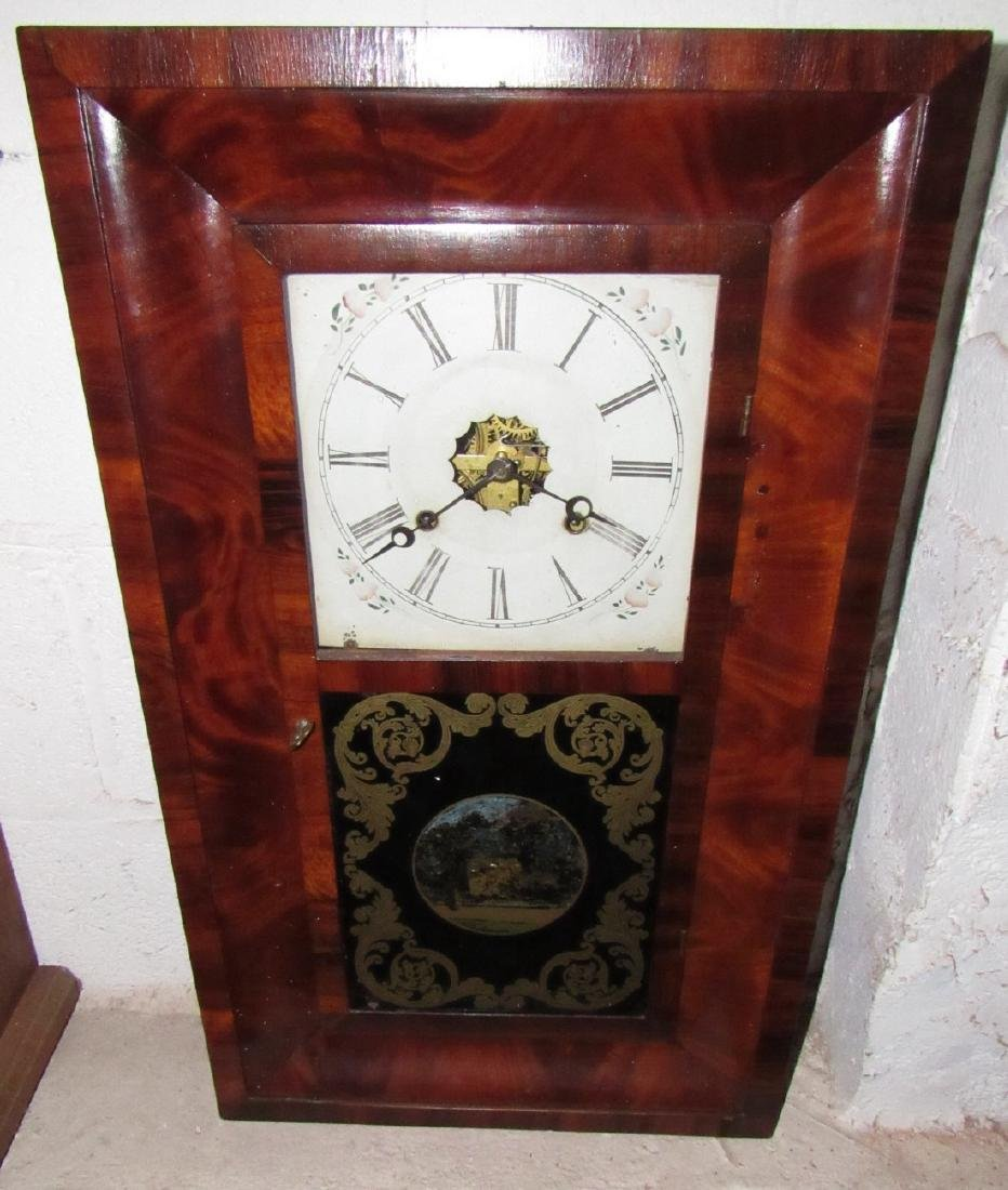 Antique Ogee Wall Clock