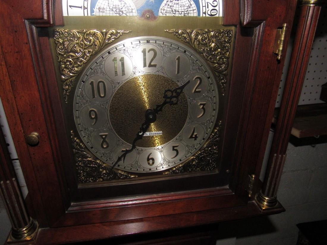 Seth Thomas Grandfather Clock - 2