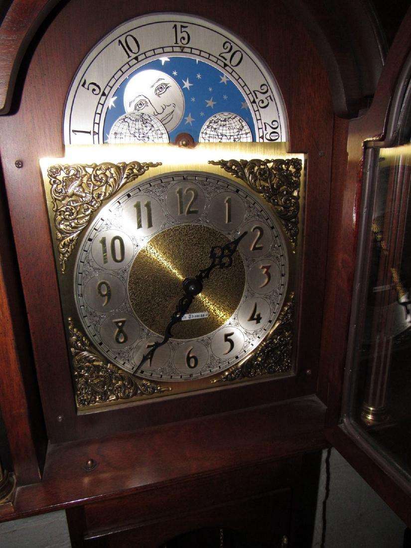 Seth Thomas Grandfather Clock - 3