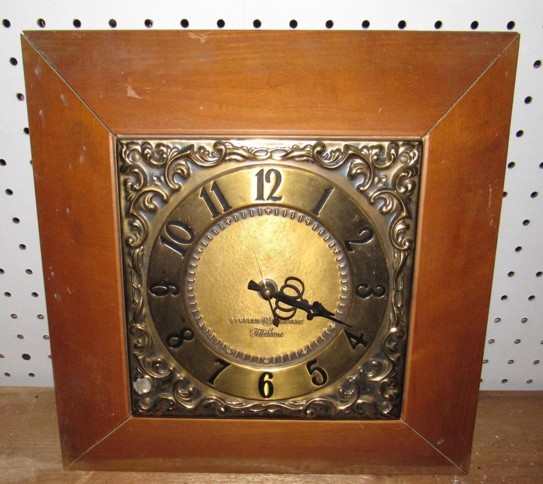 General Electric Telechron Clock