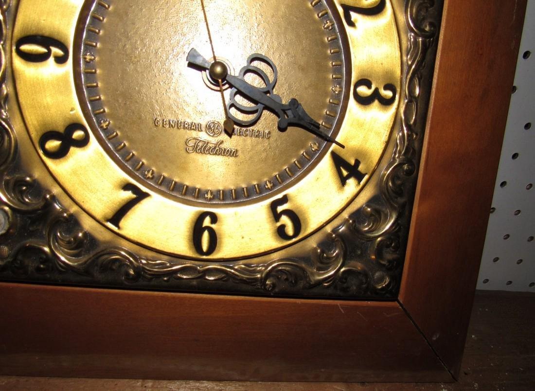 General Electric Telechron Clock - 2