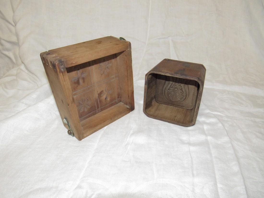 Butter Stamp & Mold