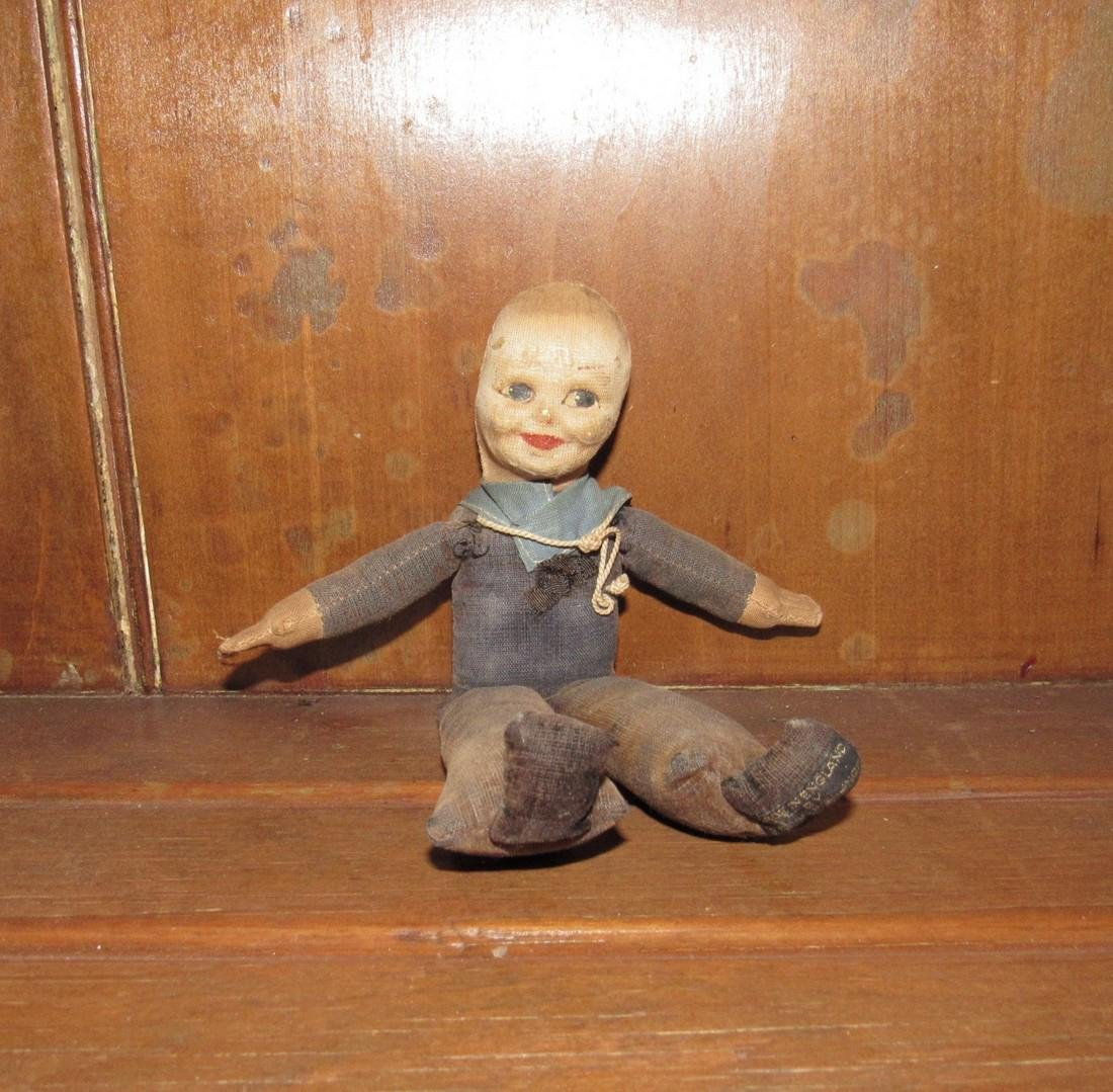 Early Cloth Doll