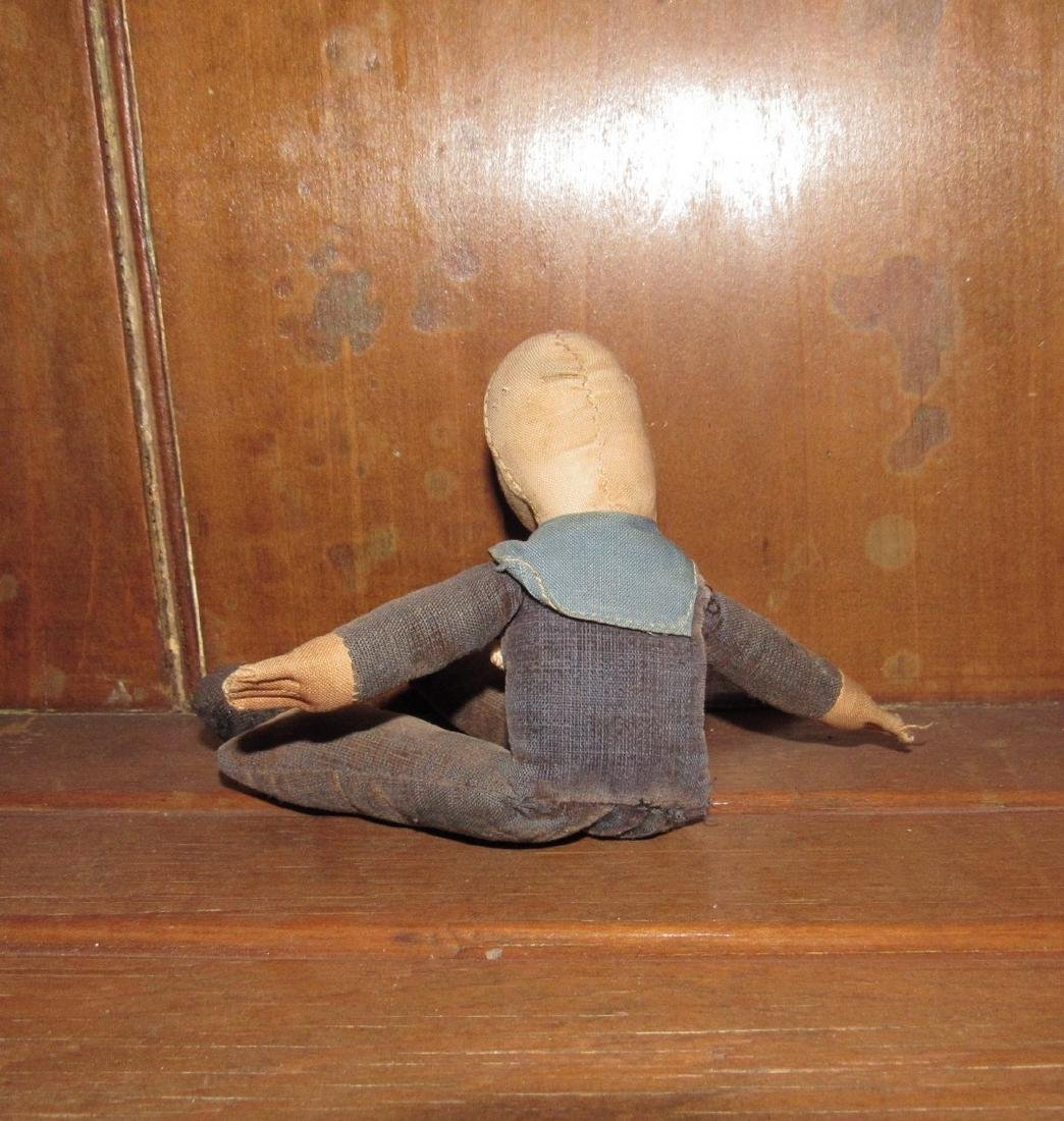 Early Cloth Doll - 2
