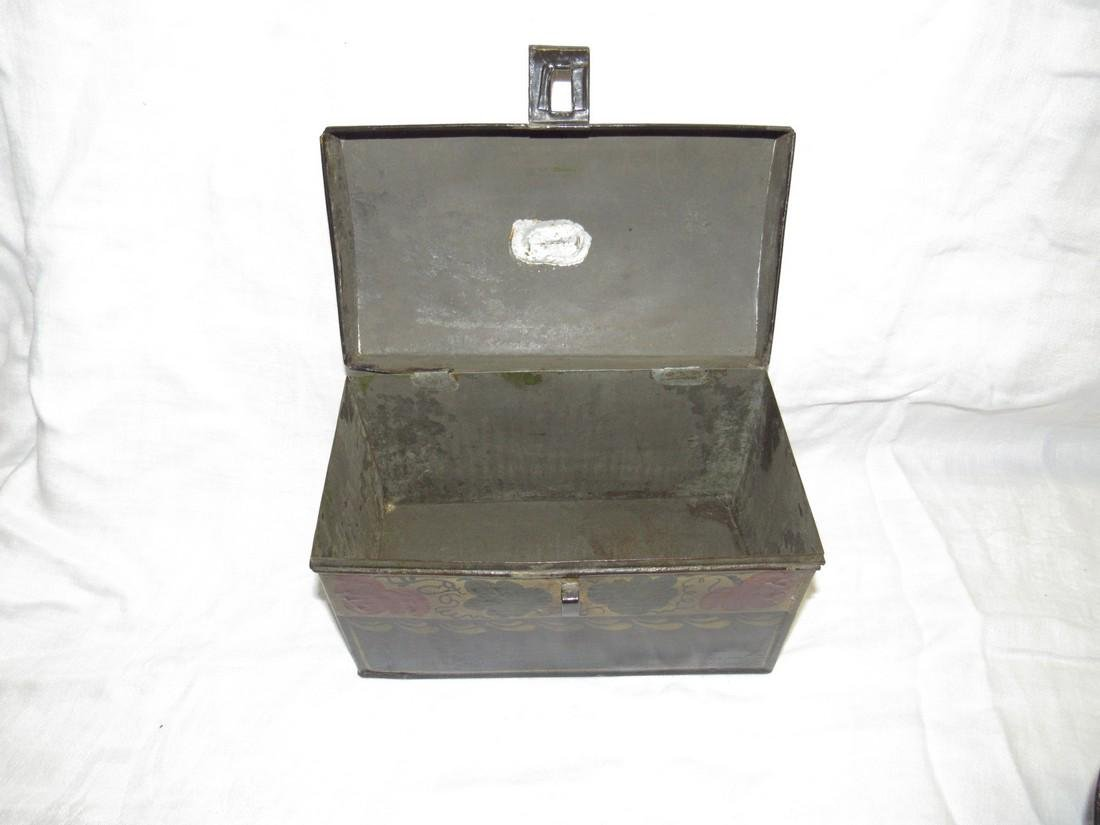 Toleware Document Box and Tray - 5