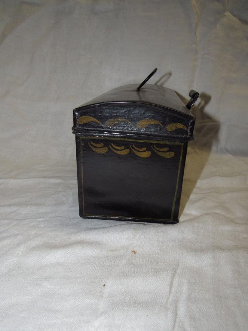 Toleware Document Box and Tray - 6