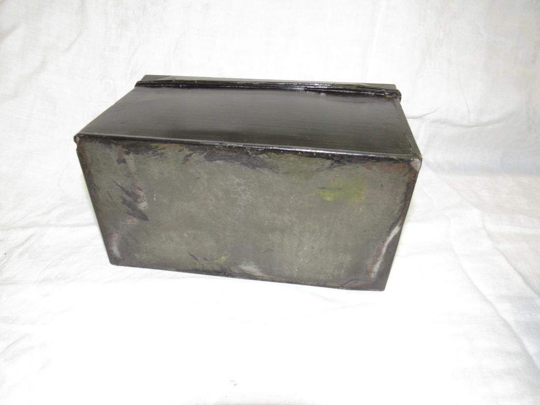 Toleware Document Box and Tray - 7
