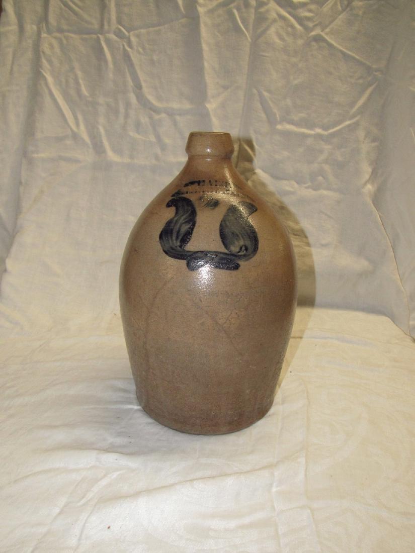 Hart 2 Gallon Stoneware Script Jug