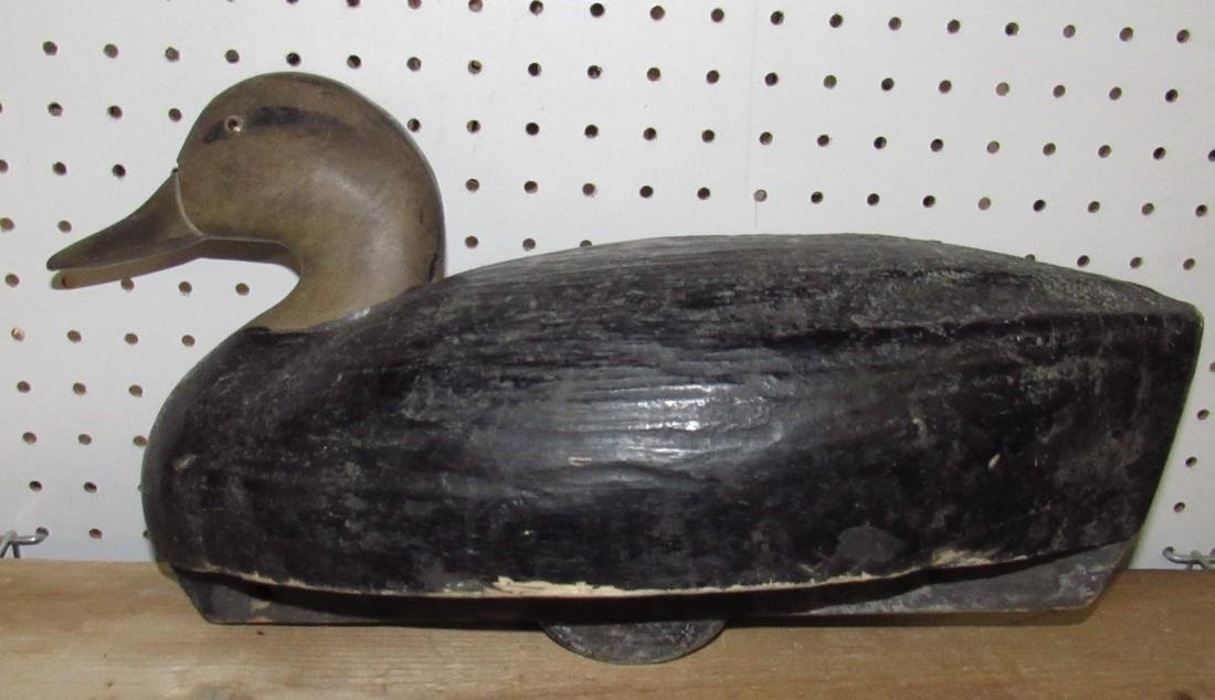 Antique Duck Decoy
