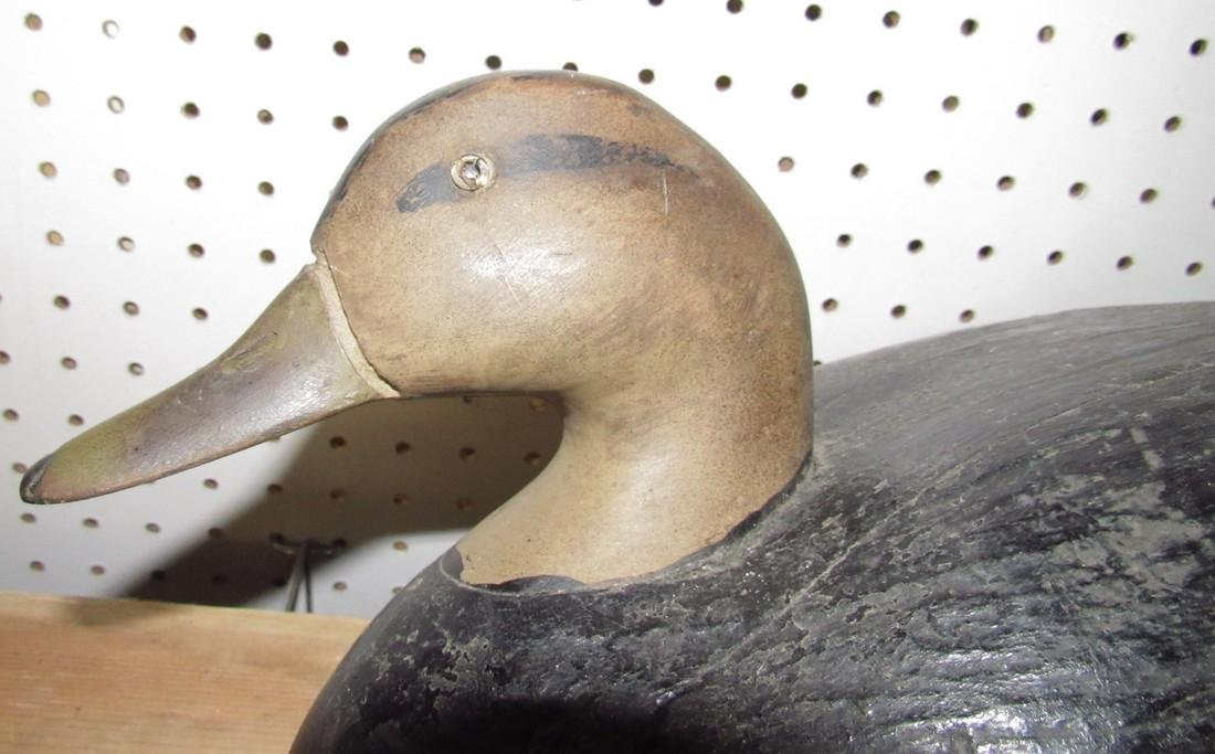 Antique Duck Decoy - 4
