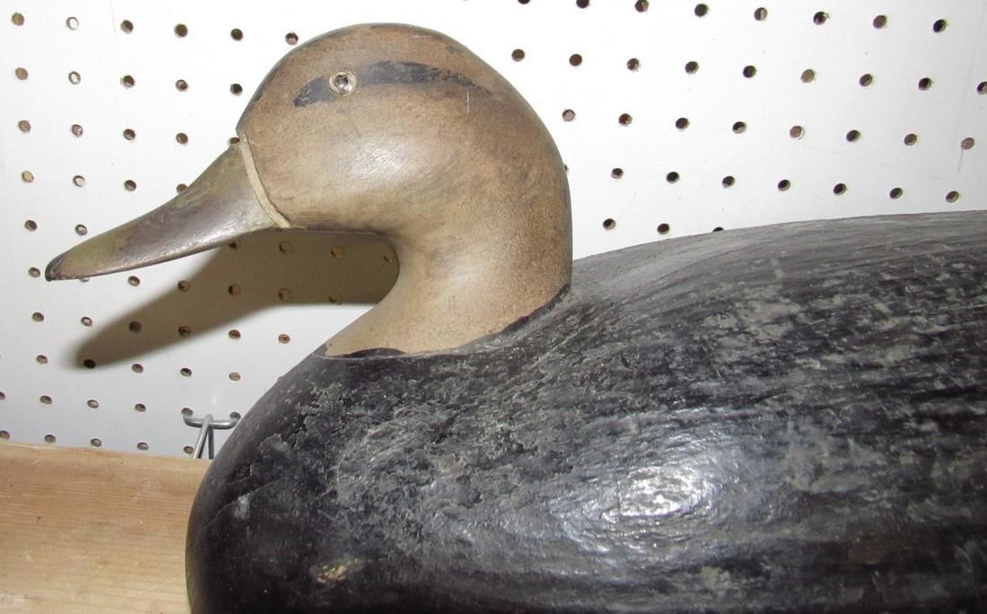 Antique Duck Decoy - 5
