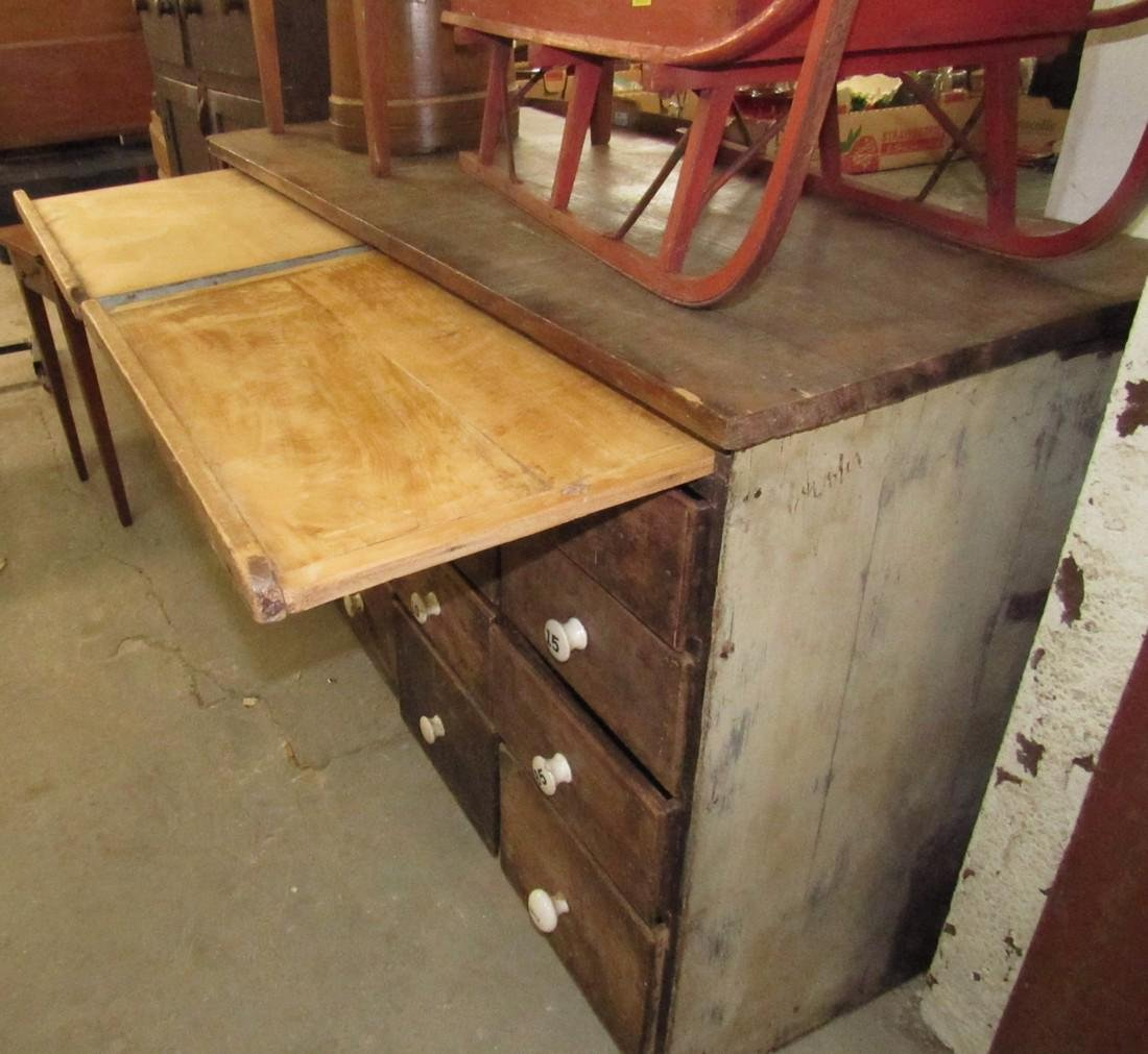 16 Drawer Country Store Counter - 2