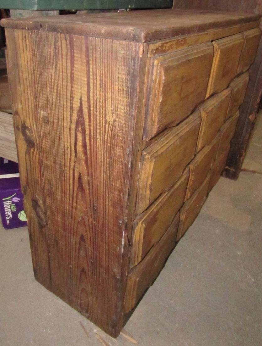 12 Drawer Apothecary Cabinet - 2