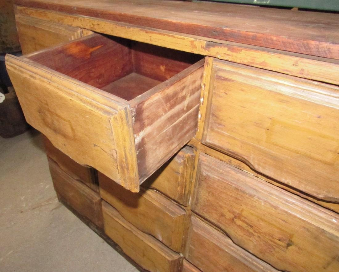 12 Drawer Apothecary Cabinet - 3