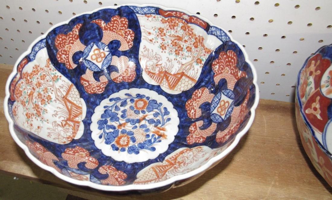 2 Oriental Imari Bowls - 5