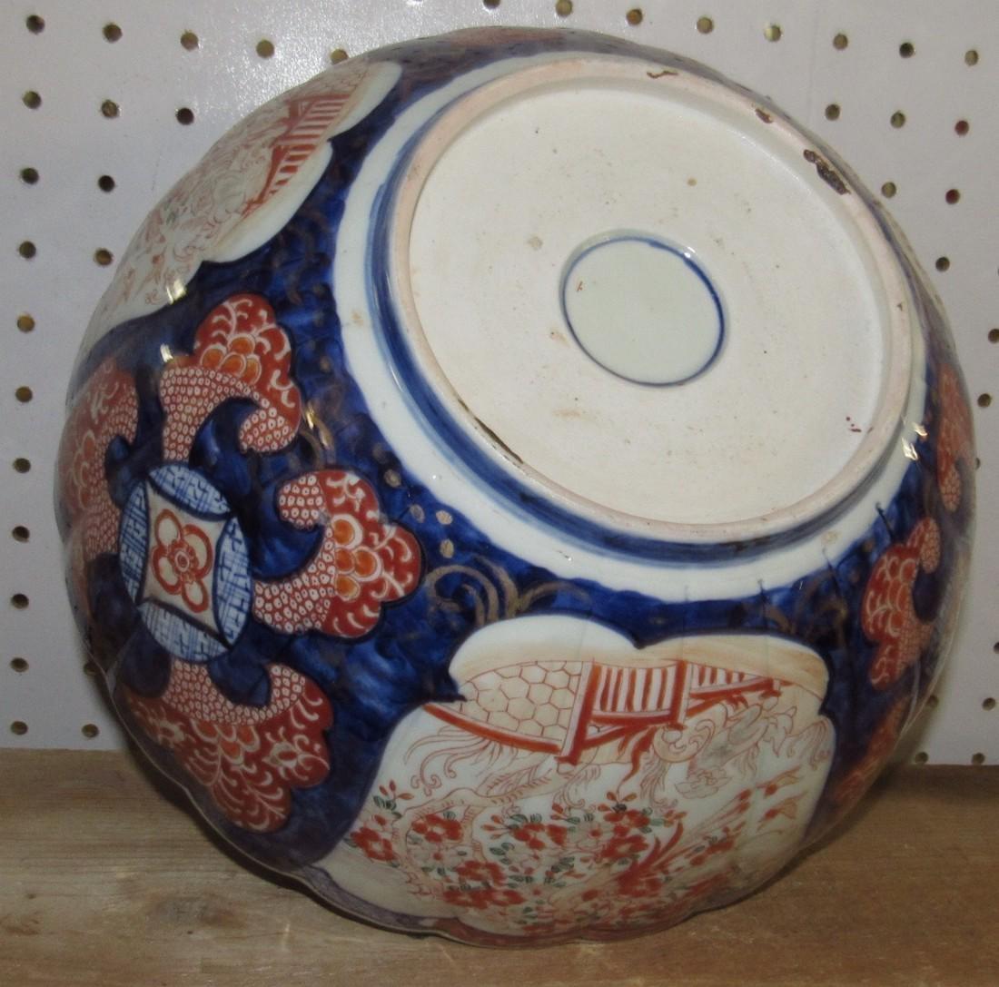2 Oriental Imari Bowls - 8
